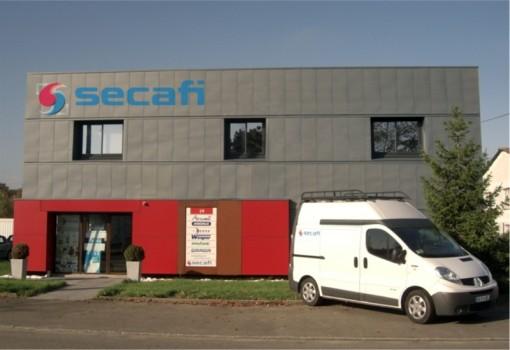 Entreprise Secafi Chauffage Climatisation - Nantes Carquefou