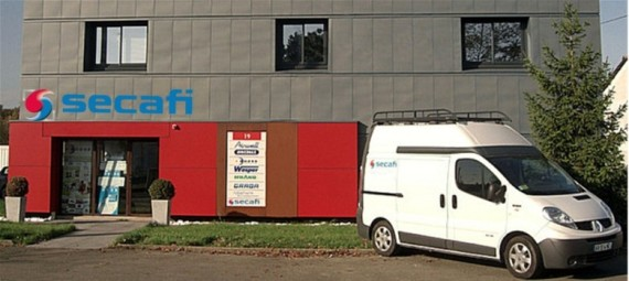 Secafi Chauffage Climatisation - Nantes Carquefou