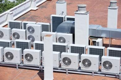 Climatisation industrielle - Secafi