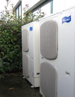 Pompe à chaleur Airwell - Secafi Nantes