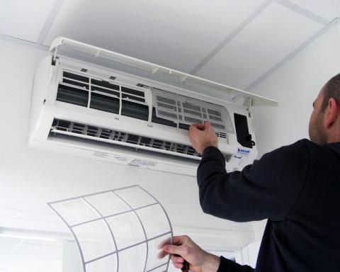 Entretien maintenance climatisation Airwell -Secafi Nantes